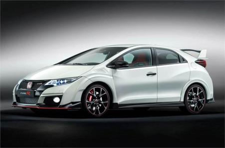 Civic Type R 2015 f