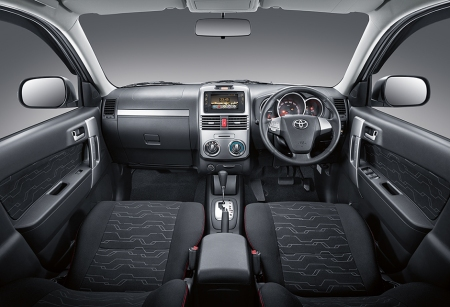 Interior New Rush 2015