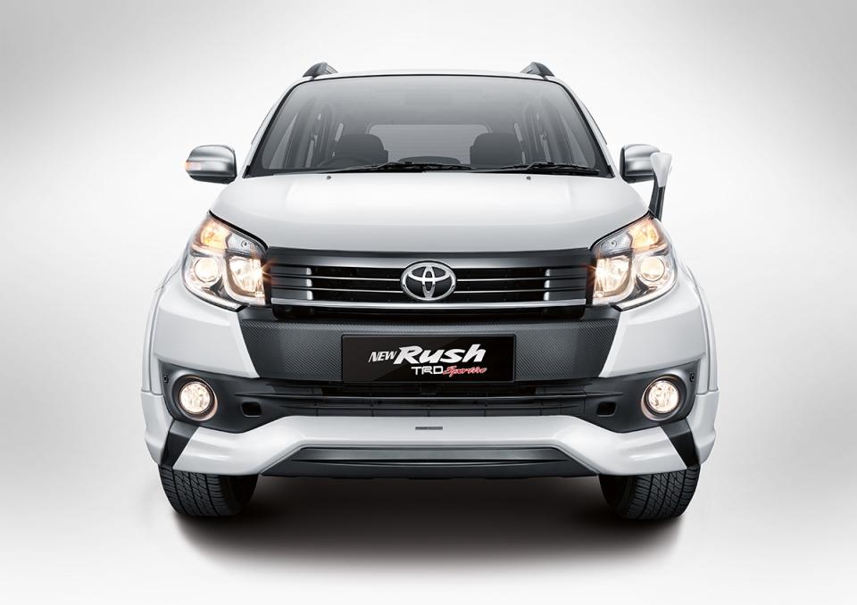 New Toyota Rush 2015 Mampukah Membendung Hrv Mivecblog Com