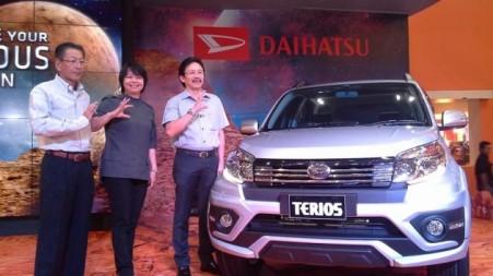 New Daihatsu Terios 2015