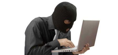 Ilustrasi Pemobolan Rekening lewat Internet banking