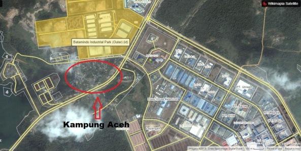Kampung Aceh Batam