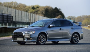 Lancer Evo X Final Edition 10