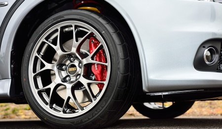 Velg Lancer Evo X Final Edition