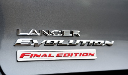 Lancer Evo X Final Edition