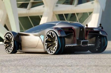 Rendering BMW i9