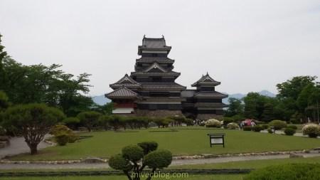 Matsumoto Castle Musim Semi