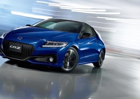 Honda CR-Z Facelift