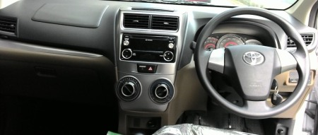Dashboard Grand New Avanza/Veloz
