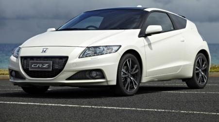 Honda CR-Z saat ini