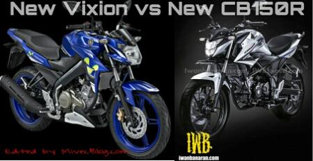 Ooo… Ini toh Wujud Asli New Honda CB150R! | MivecBlog com