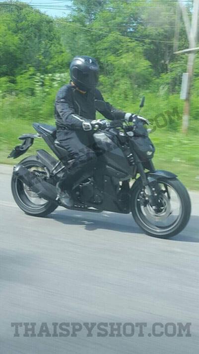 Inikah Yamaha MT-15
