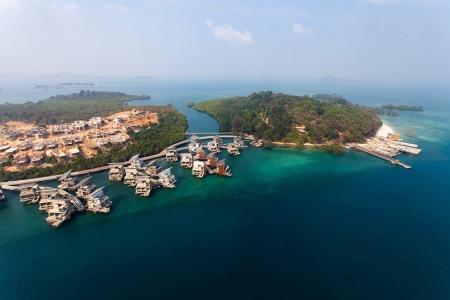 Foto Udara Funtasy Island - Sept 15
