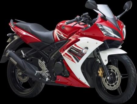 Yamaha YZF-R15-S - Adrenalin red