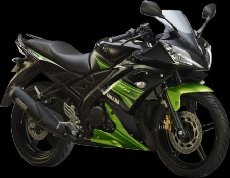 Yamaha YZF-R15-S - Spark green