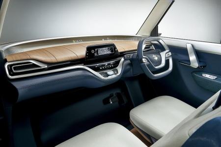Interior Mighty Deck Concept