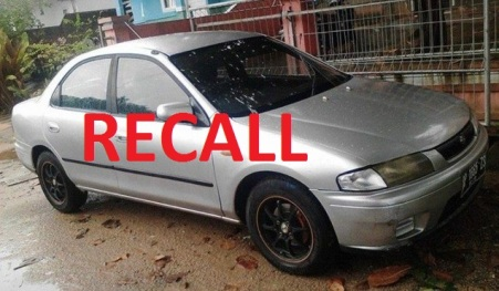 Recall Mobil Jadul Mazda