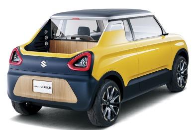 Suzuki-Mighty-Deck-Concept-rear-three-quarter-unveiled