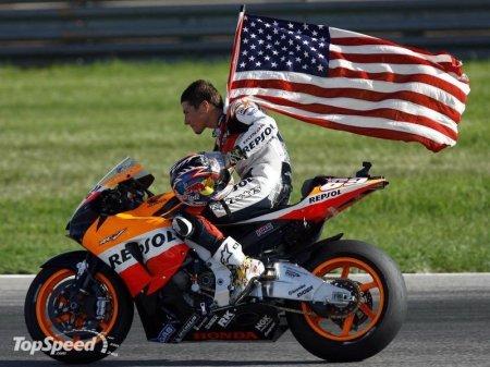 Nicky Hayden - Juara Dunia MotoGP 2006