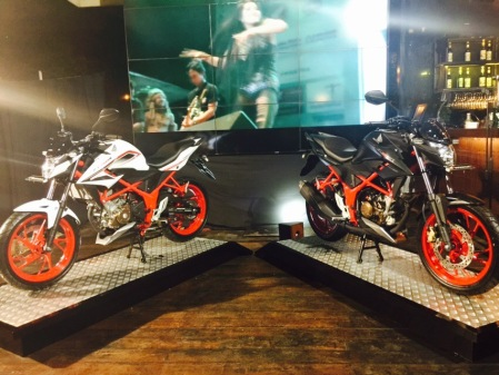 All New CB150R Special Edition