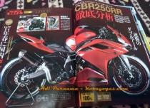 CBR250RR New