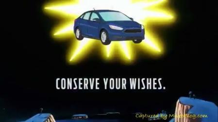 Iklan Ford Focus