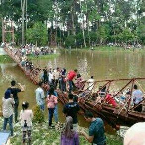 Jembatan Langsa Rubuh 5