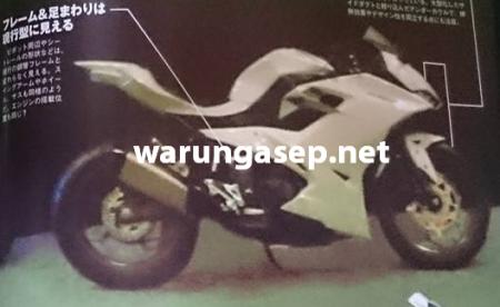 Kawasaki Ninja 250R Facelift