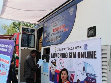 Launching SIM Online
