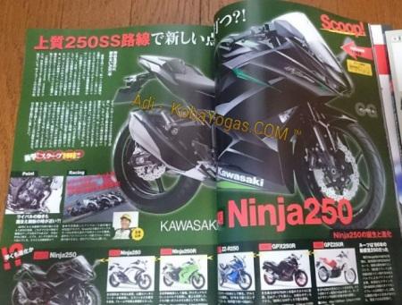 Ninja 250 2016?
