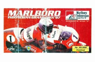 Tiket MotoGP Sentul 1997