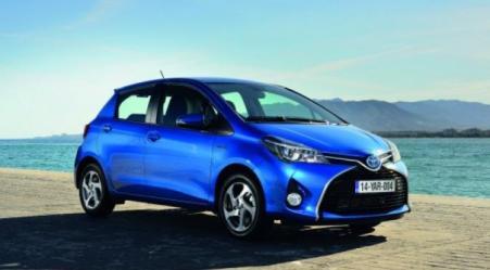 Toyota Yaris Amerika dan Eropa