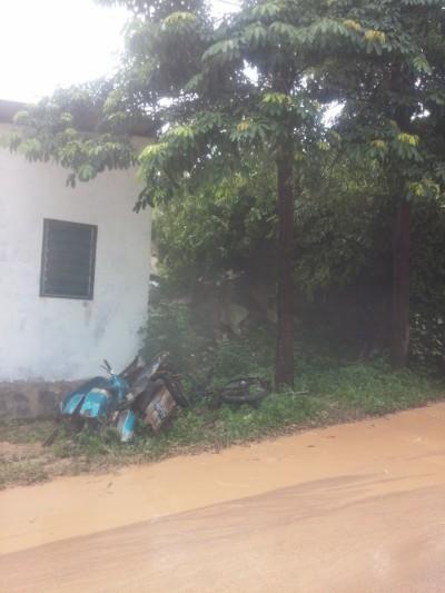 1 Rumah Roboh di Nusa Indah