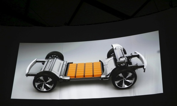 Faraday Future FFZERO1 d