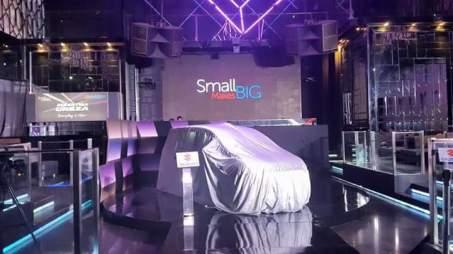 Launching Suzuki Ertiga Dreza