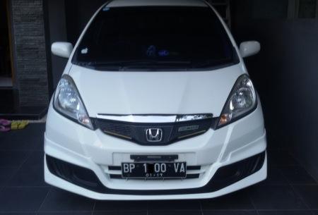 Honda Fit Plat V