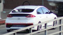 Hyundai Ioniq - Spyshot 3