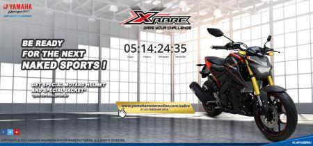 Inden Online Yamaha Xabre