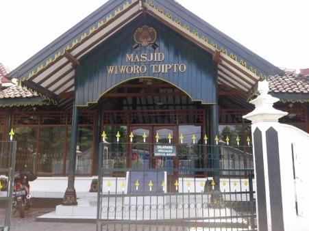 Masjid Wiworo Tjipto