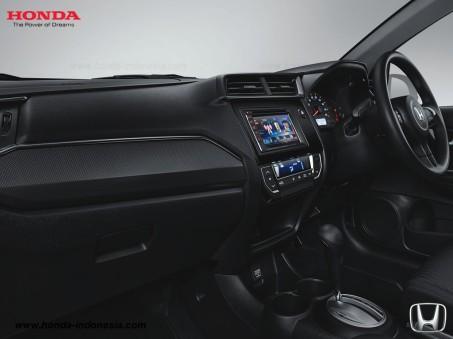 Interior New Honda Mobilio RS