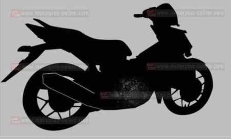 Siluet Honda Supra X 150?