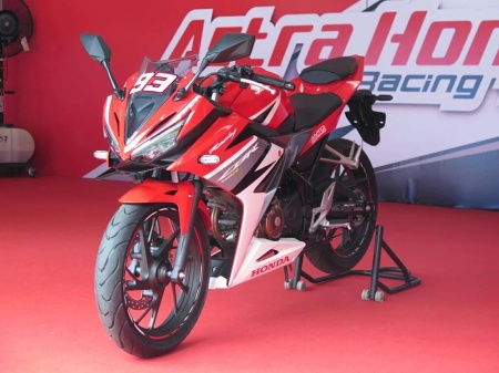 All New CBR150R 2016 - Racing Red