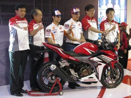 Launching All New CBR150R 2016