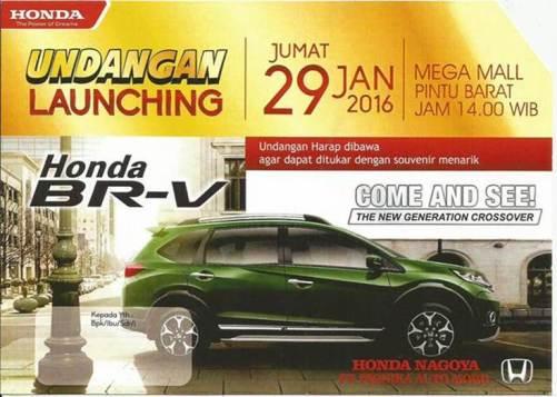 Launching BRV di Batam