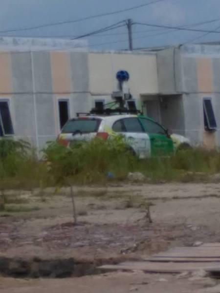 Mobil Google di Batam