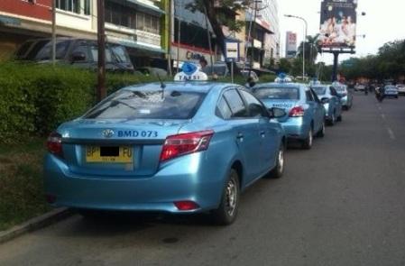 Taksi Batam - Plat U