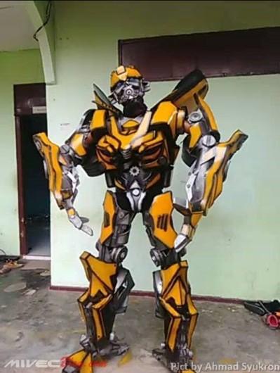 Transformer di Batam 2