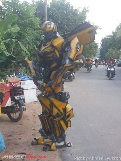 Transformer di Batam