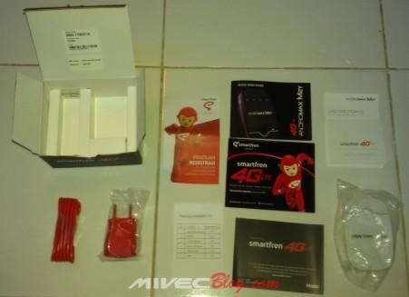 Paket Penjualan Andromax M2Y - Lengkap