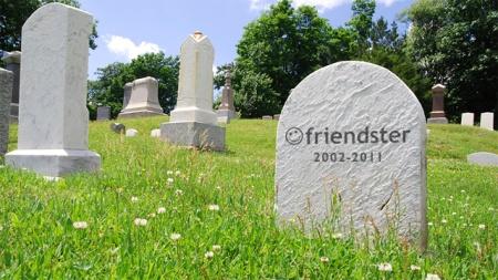 Friendster RIP
